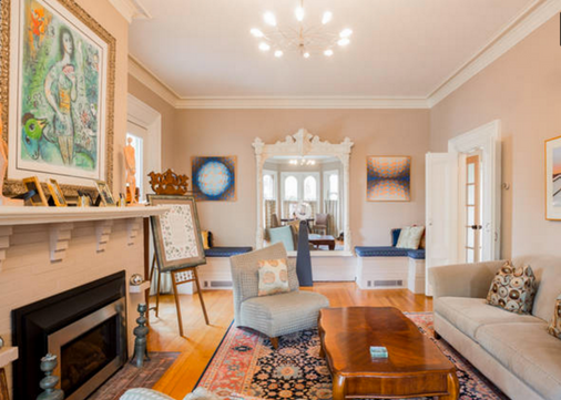 Chesley Road Bed and Breakfast - Newton - Living room