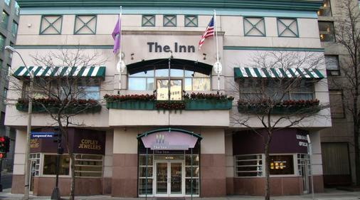 The Inn at Longwood Medical - Boston - Rakennus