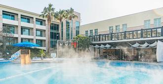 호텔 토스카나 - 서귀포시 - 건물