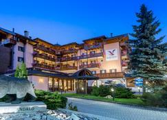 Adler Hotel Wellness & Spa - Andalo - Rakennus