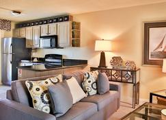 Sandpiper Gulf Resort - Fort Myers Beach - Σαλόνι