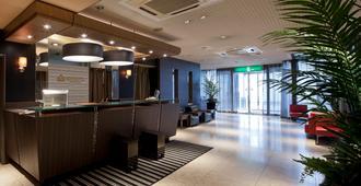 Apa Hotel Kumamoto-Kotsu-Center- Minami - Kumamoto - Resepsjon