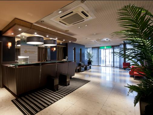 Apa Hotel Kumamoto-Kotsu-Center- Minami - Kumamoto - Σαλόνι ξενοδοχείου