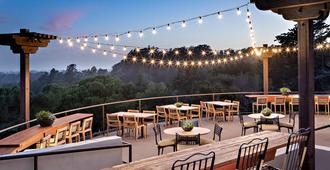 شاميناد ريزورت آند سبا - سانتا كروز (كاليفورنيا) - مطعم