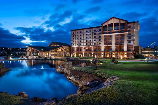 Choctaw Casino Hotel - Pocola - Pocola - Building
