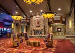 Choctaw Casino Hotel - Pocola - Pocola - Lobby