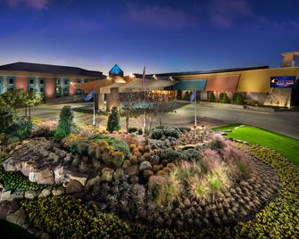 Choctaw Casino Resort - Grant - Grant - Building