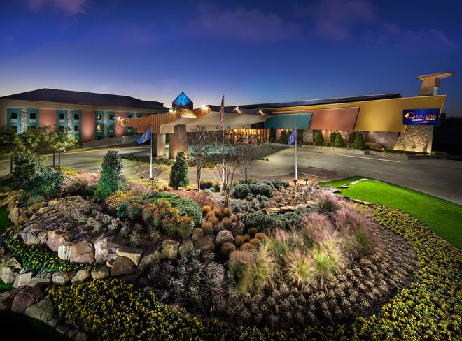 Choctaw Casino Resort - Grant - Grant - Building