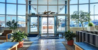 Dimond Center Hotel - Anchorage - Hotel Entrance