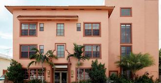 Life House, Little Havana - Miami - Edificio