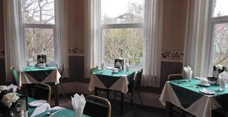 Somerton Lodge Hotel - Shanklin - Dining room