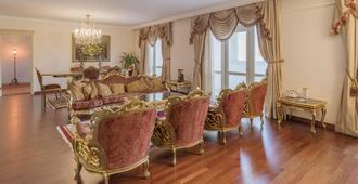 PGS Hotels Kremlin Palace - Antalya - Living room