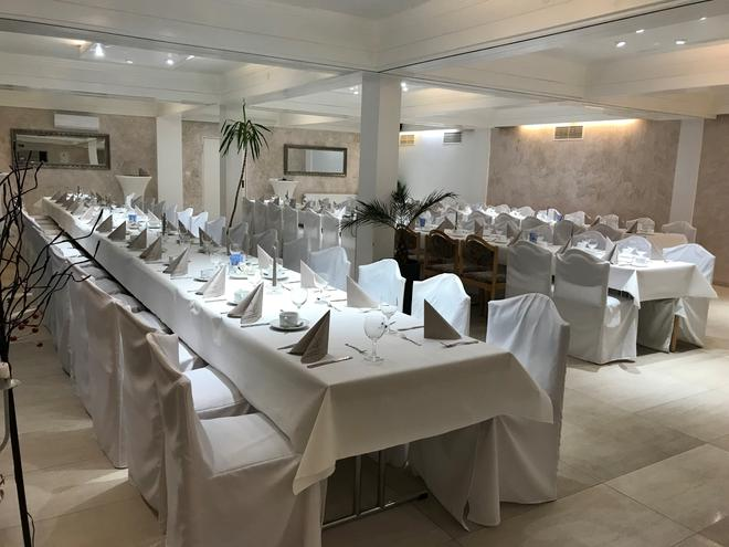 Hotel Esmer - Alsfeld - Sala de banquetes
