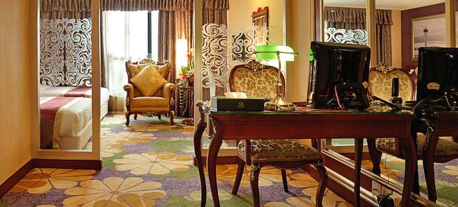 Hotel Guia - Macau (Ma Cao) - Phòng khách