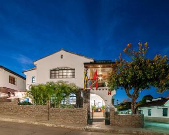 Hotel La Herreria Colonial - Popayán - Hotel Entrance