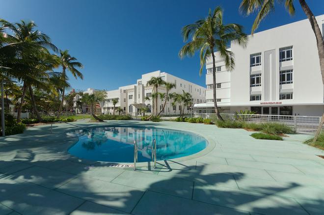 Washington Park Hotel - Miami Beach - Piscina