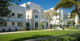 華盛頓公園酒店 - 邁阿密海灘 - 建築