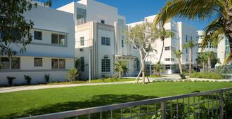 Washington Park Hotel - Miami Beach - Rakennus