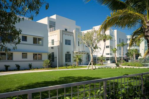 Washington Park Hotel - Miami Beach - Edificio