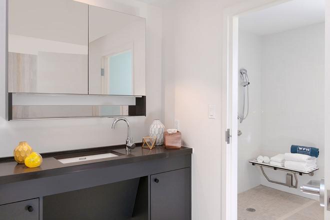 Washington Park Hotel - Miami Beach - Banheiro
