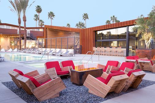 ARRIVE Palm Springs - Palm Springs - Uima-allas
