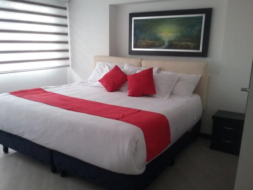 Hotel Zafiro Boutique - Bogotá - Phòng ngủ