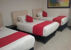 Hotel Zafiro Boutique - Богота - Спальня