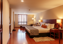 Hotel Estelar Suites Jones - Bogotá - Bedroom