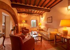 Borgo Il Melone - Cortona - Living room
