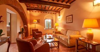 Borgo Il Melone - Cortona - Sala de estar