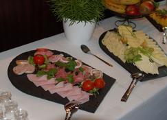 Pension am Hochufer - Lohme - Restaurant