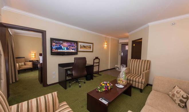 Sunbird Mount Soche - Blantyre - Living room