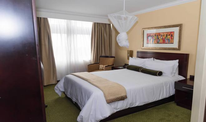Sunbird Mount Soche - Blantyre - Bedroom