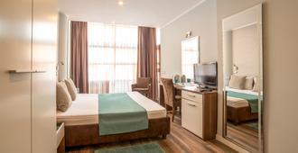 バルカン ホテル ガルニ - ベオグラード - 寝室