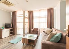 Balkan Hotel Garni - Belgrade - Living room