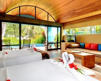 Alma Del Pacifico Beach Hotel & Spa - Parrita - Ložnice