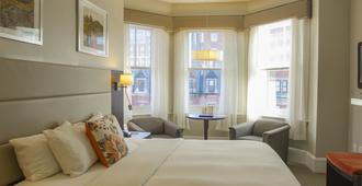 Newbury Guest House - Boston - Makuuhuone
