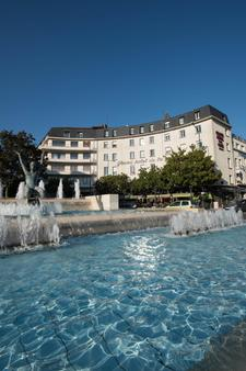 Grand Hotel de la Gare - Angers - Building
