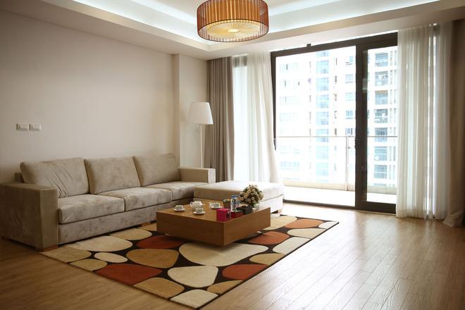 Dolphin Plaza Hanoi - Hanoi - Living room
