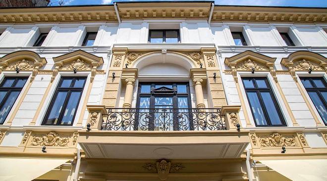 The Mansion Boutique Hotel - Bukarest - Rakennus