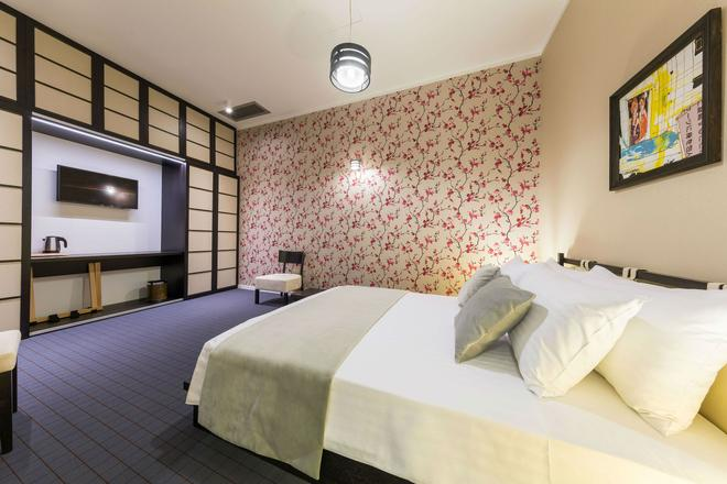 The Mansion Boutique Hotel - Bukarest - Makuuhuone