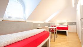 H2O Hostel - Ljubljana - Bedroom
