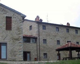 Agriturismo Incisa - Bagno Di Romagna - Edificio