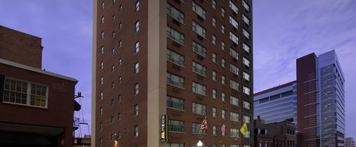 Home2 Suites by Hilton Baltimore Downtown, MD - Baltimore - Building