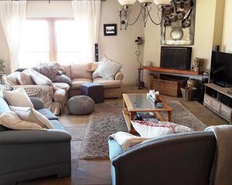 La Vue Parfaite - Gordon Bay - Living room