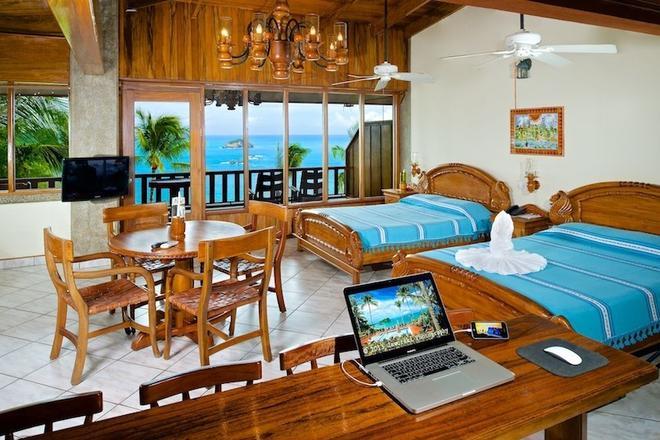Hotel Costa Verde - Manuel Antonio - Κρεβατοκάμαρα