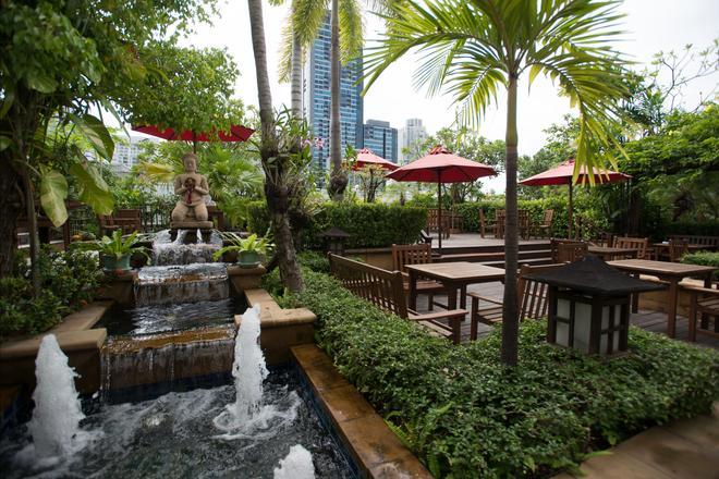 Boulevard Hotel Bangkok Sukhumvit - Bangkok - Restaurant