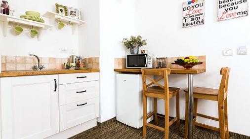 Arbel Suites Hotel - Tel Aviv - Kitchen