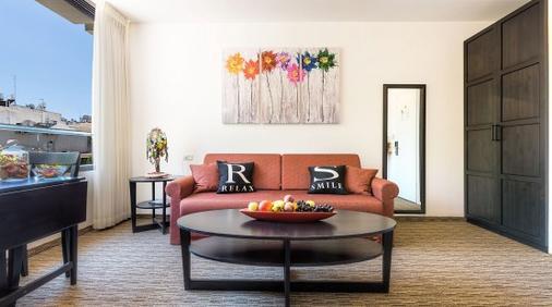 Arbel Suites Hotel - Tel Aviv - Living room