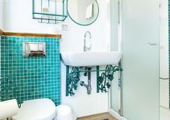 Arbel Suites Hotel - Tel Aviv - Phòng tắm